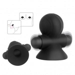 2 pakken tepel Sucker vibrerende Massager Clitoris Stimulator voor vrouw