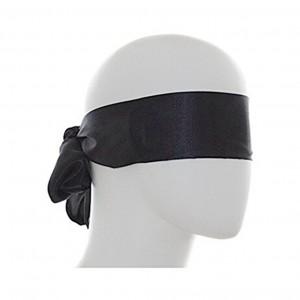 Seksuele blinddoek Fetish oog masker SM Bondage beperkingen voor flirten paren