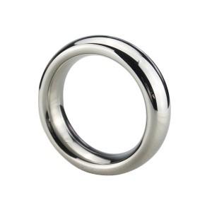 50mm Donut metalen RVS Cock ringen mannelijke vertraging ejaculatie Penis Lock