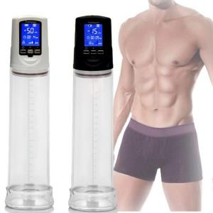 USB oplaadbare automatische penis vergroter pomp beste verkopen penis uitbreiding apparaat voor mannen